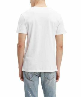 HOUSEMARK GRAPHIC TEE HM SSNL REGULAR FIT WHITE