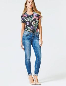 JEGGING CYPRESS BLUE