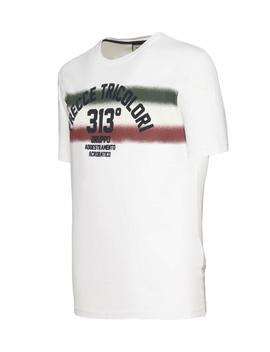 T-SHIRT M.C 191TS1620J372 WHITE