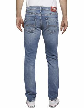SCANTON SLIM FIT HERITAGE DLSMD DALLAS MID BL COM