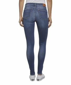 NORA MID RISE SKINNY FIT ORM OREGON MID BL STR
