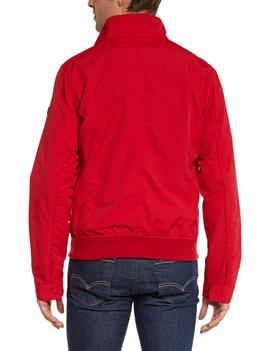 BOBBY JACKET REGULAR FIT TANGO RED