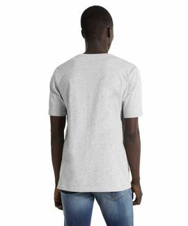 TIKIMO 2 REGULAR FIT CN LIGHT GREY HEATHER