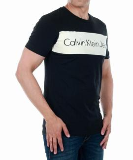 TREAK SLIM FIT CN TEE SS CK BLACK