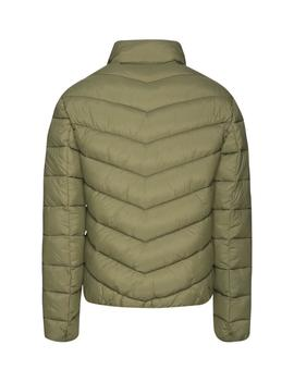 TJM ESSENTIAL PUFFER OLIVE NIGHT