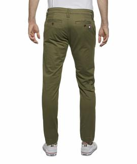 TJM SCANTON CHINO OLIVE NIGHT