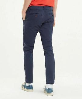 TJM SCANTON CHINO BLACK IRIS
