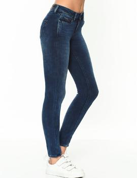 NORA MID RISE SKINNY FIT MIBST