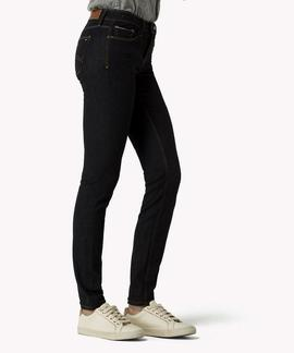 NORA MID RISE SKINNY FIT NDST