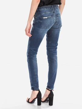 ULTRA CURVE SKINNY FIT MID RISE EDOW