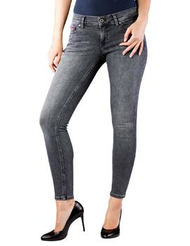 NORA MID RISE SKINNY 7/8 SELGST