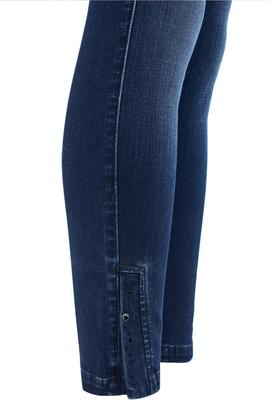 SECRET CAPRI SKINNY FIT HIGH RISE CON DETALLES SWAROVSKI