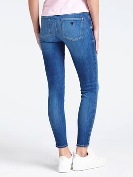 SEXY CURVE SKINNY FIT MID RISE SKY UP