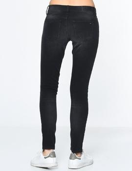 NORA MID RISE SKINNY FIT SBK