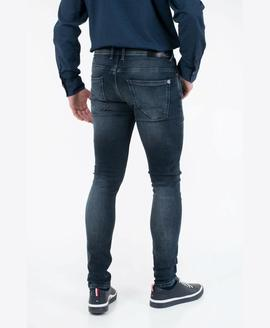 NICKEL SKINNY FIT WE0 BLACK - BLUE POWERFLEX
