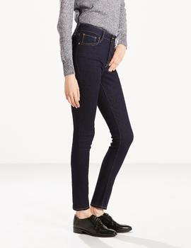 721 HIGH RISE SKINNY FIT LONE WOLF