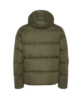 TJM ESSENTIAL DOWN JACKET FOREST NIGHT