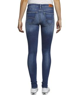 NORA MID RISE SKINNY FIT ONMBS OREG NEW MD BL ST