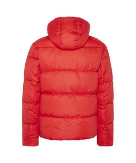 TJM ESSENTIAL HOOD RACING RED