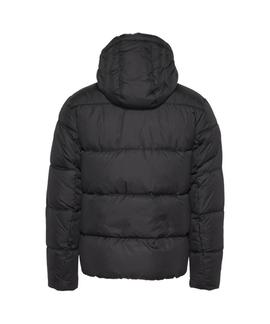 TJM ESSENTIAL HOOD TOMMY BLACK
