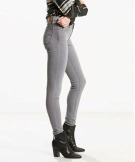 710 SUPER SKINNY FIT GREY AREA