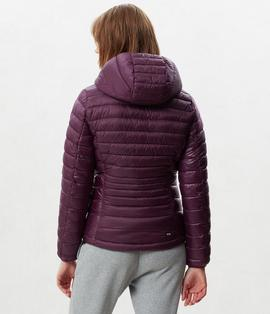 AERONS WOM HOOD 1 PURPLE WINE