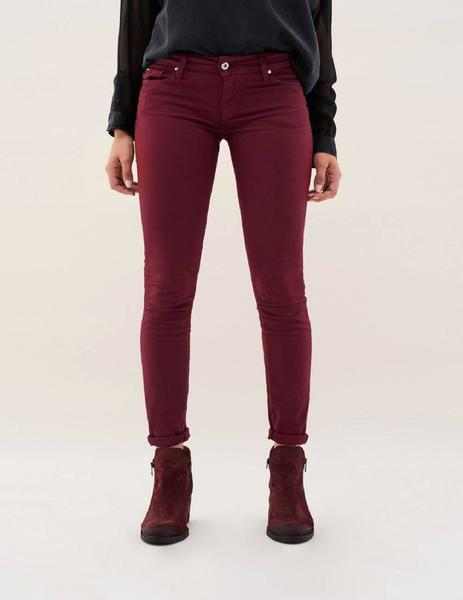 WONDER SKINNY FIT LONETA GRANATE