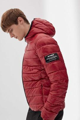 SHINE ASP DOWN JACKET MAN RED