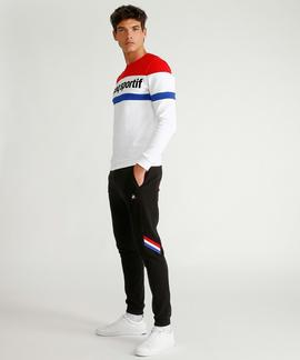 TRI CREW SWEAT Nº 1 M NEW OPTICAL WHITE