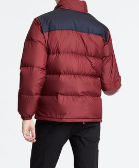 COIT DOWN PUFFER REGULAR FIT CABERNET