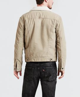 TYPE 3 SHERPA TRUCKER REGULAR FIT TRUE CHINO