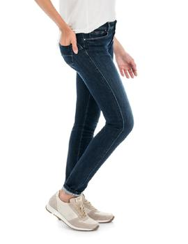WONDER SKINNY FIT PREMIUM FLEX EN DENIM AZUL
