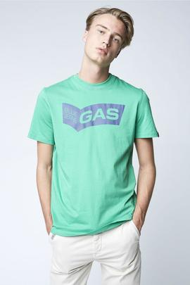 MAURI/S GAS LOGO SOLID JERSEY J3