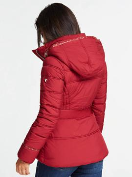 RAINA JACKET RUSSIAN RED