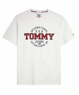 TJM CIRCULAR TEE REGULAR FIT SAMBA