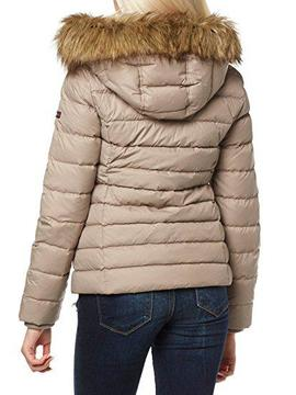 THDW BASIC DOWN JACKET 2 BEIGE