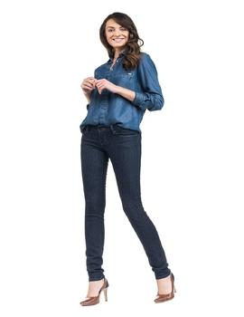 WONDER SLIM FIT AZUL INDIGO