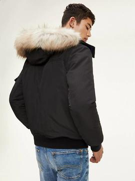 TJM TECH JACKET TOMMY BLACK