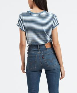 PERFECT TEE RAITA INDIGO