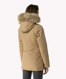 THDW TECHNICAL DOWN JACKET TANNIN