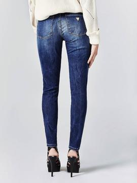 SEXY CURVE ULTIMATE SKINNY FIT MID RISE BLUE