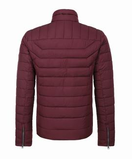 THDM PADDED MOTOR JACKET 17 WINDSOR WINE