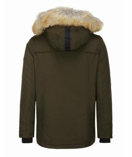 THDM TECH PARKA 27 FOREST NIGHT