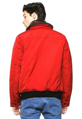 BOB JACKET RED ROSE