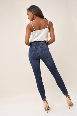 ELEGANT SKINNY FIT SUPER HIGH WAIST CANDIANI DENIM