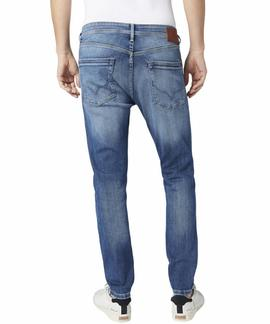 SMITH SKINNY FIT HB4R POWERFLEX DENIM