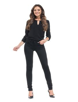 COLETTE SKINNY FIT TRUE BLACK