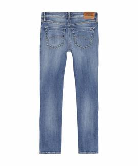 SCANTON SLIM FIT NSUMD NASSAU MID BL STR