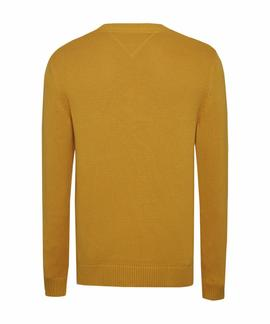 TJM TOMMY CLASSICS SWEATER GOLDEN GLOW