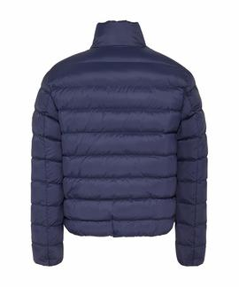 TJM ESSENTIAL DOWN JACKET BLACK IRIS